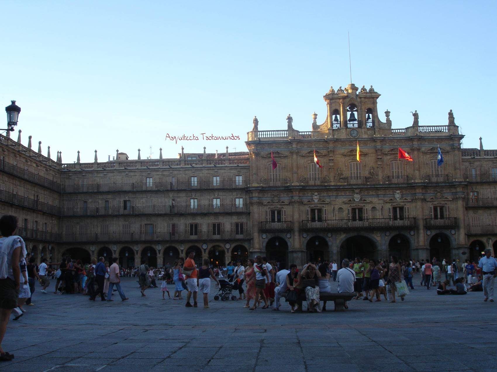Salamanca - Pabellón Consistorial