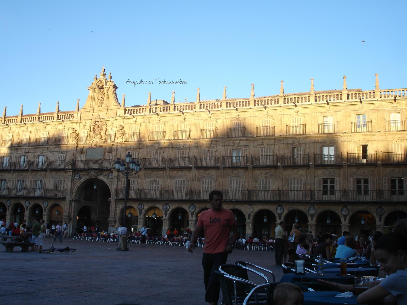 Salamanca - Pabellón Real