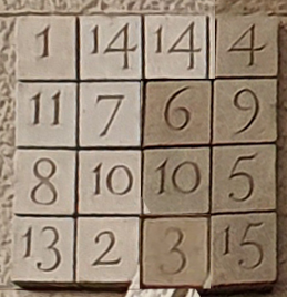Criptograma Sagrada Familia